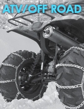 ATV & Off Road Chains